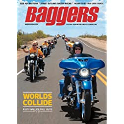 1-Year (12 Issues) of Baggers Magazine Subscription