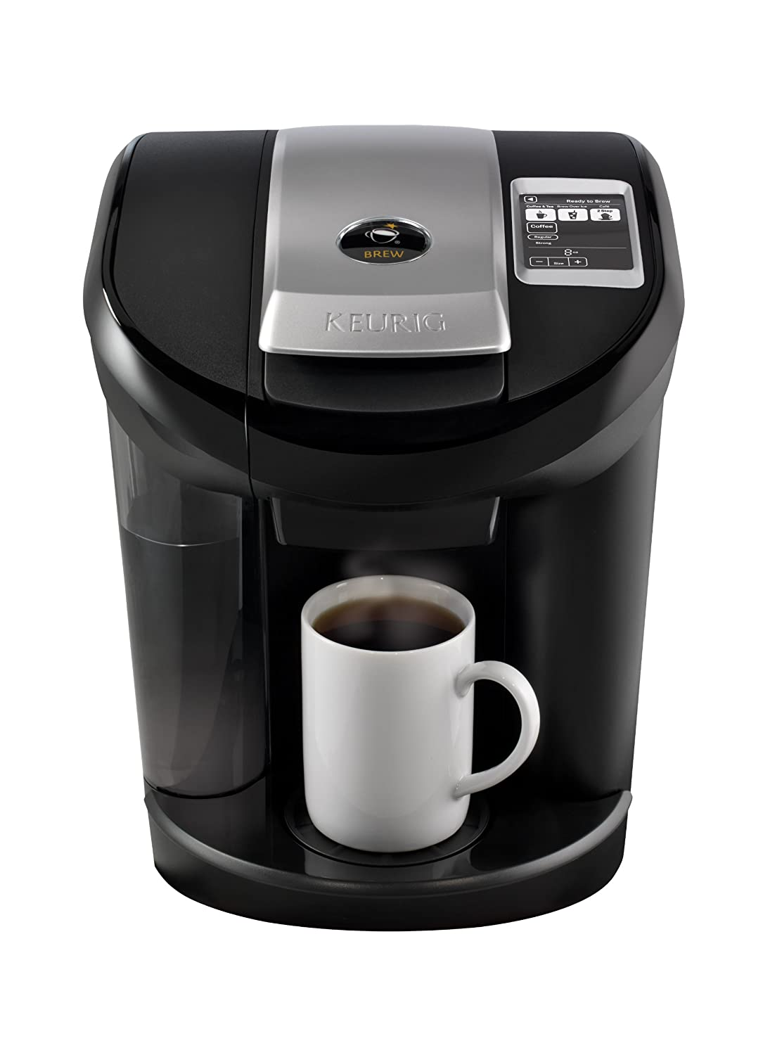 Chef Selection Coffee Maker Not Working : Keurig Touch Screen Vue V600 Single Cup Brewing System Coffee Maker-DEMO/DSPLY!!
