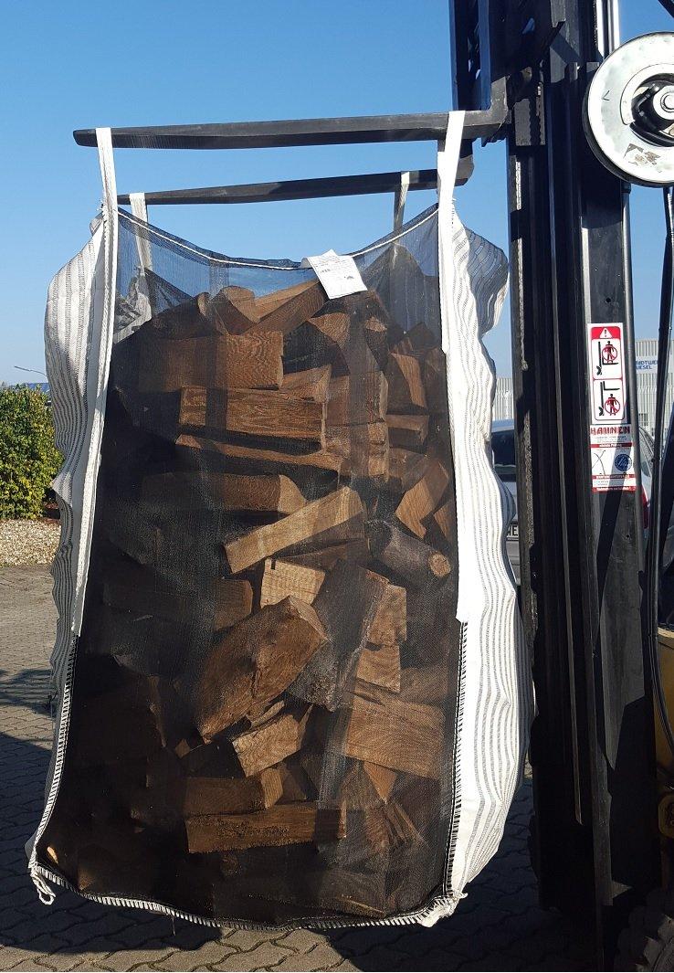TOP Qualität direkt vom Hersteller +++ 20er Pack HolzBag 160cm, Kaminholzsack / Brennholzsack / Woodbag