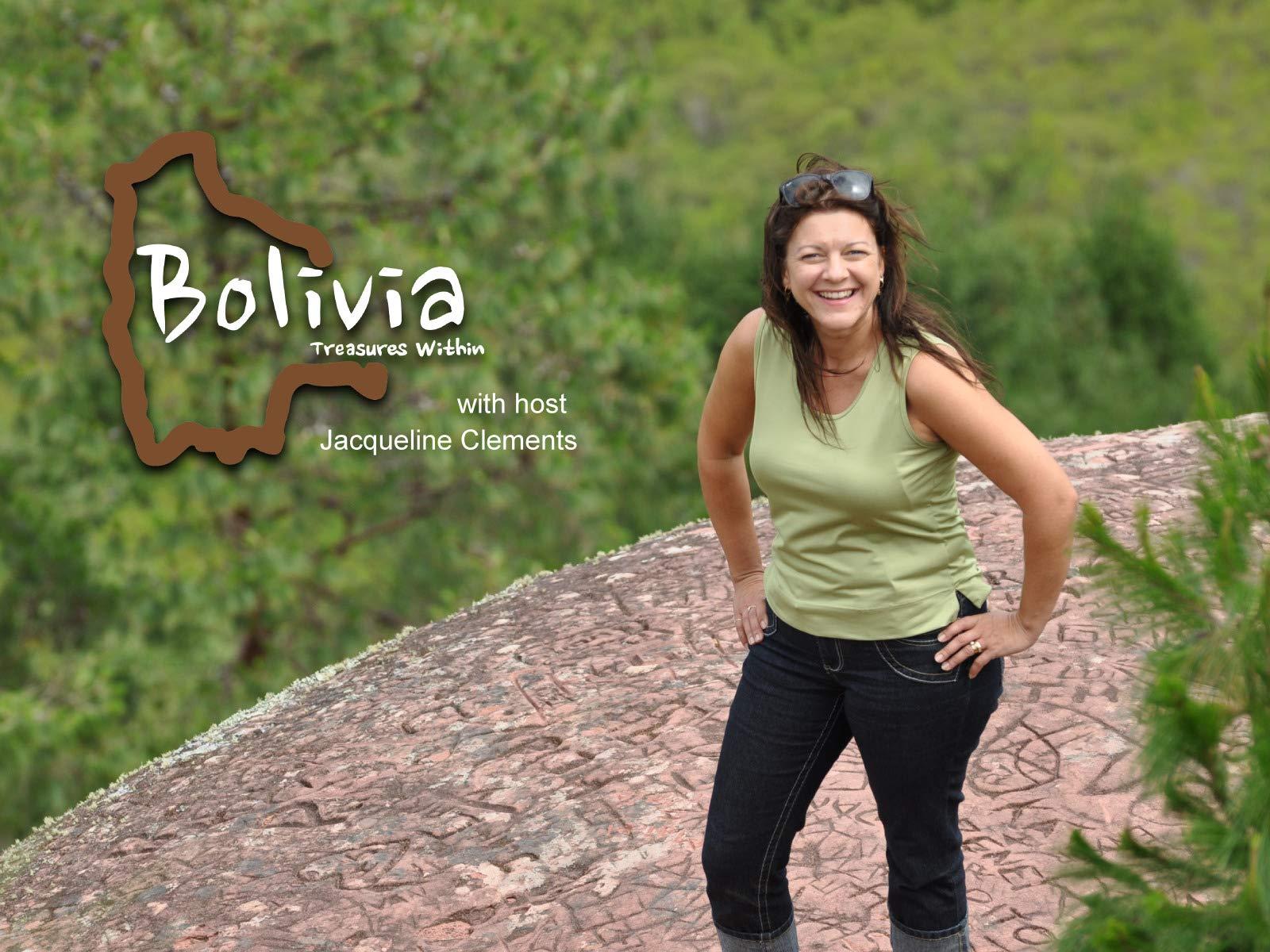 Bolivia: Treasures Within - Season 1