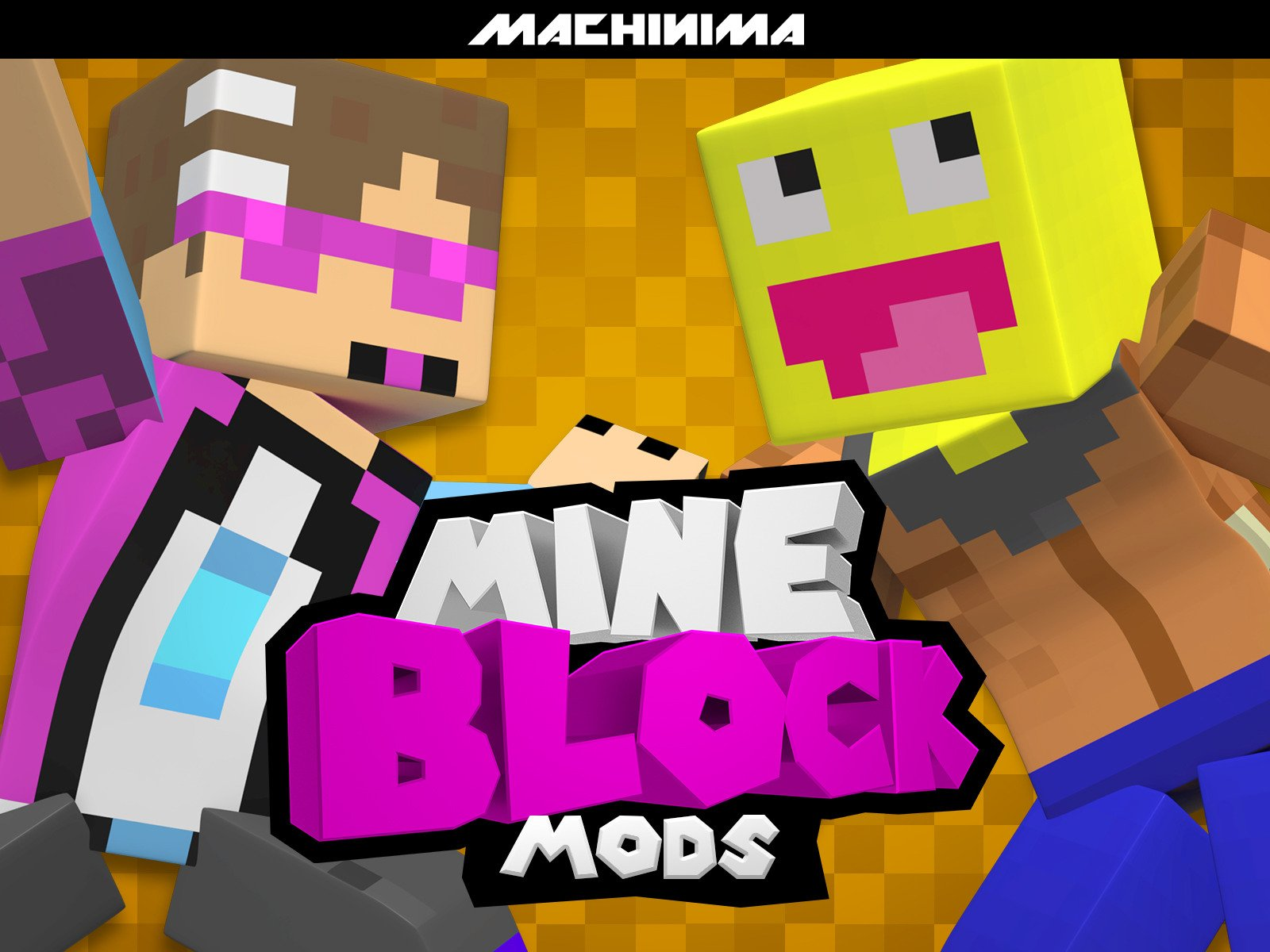 Clip: Mine Block: Mods on Amazon Prime Video UK