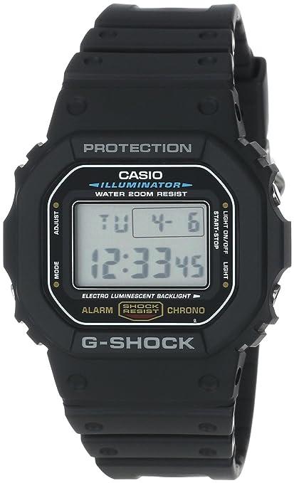 G-Shock Men's DW5600E-1V(历史低价38美元)-奢品汇 | 海淘手表 | 腕表资讯