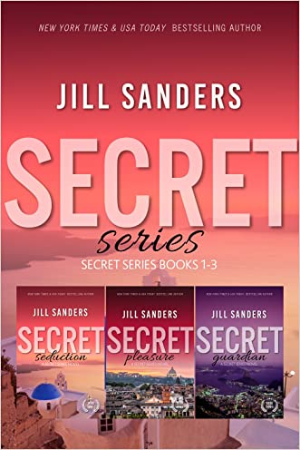 Secret Series Books 1-3