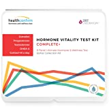 Hormone Vitality Test Complete, Saliva Collection (8 Hormones Tested)