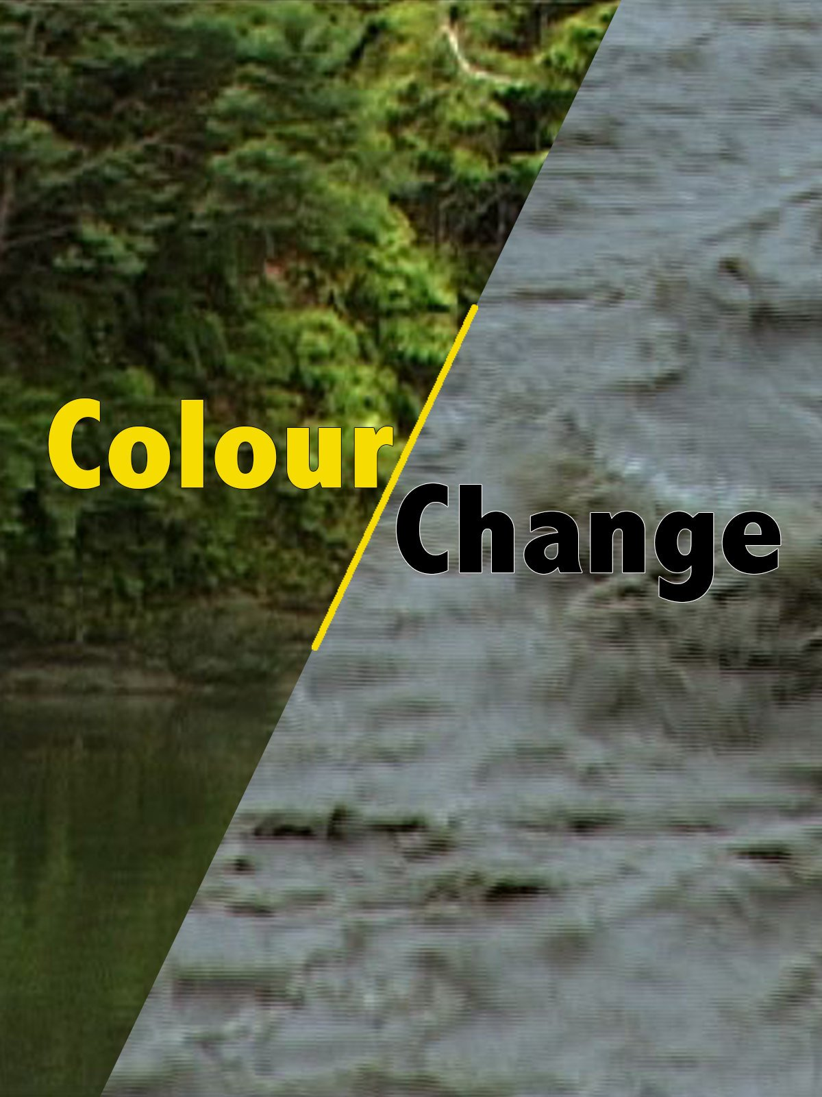 Colour Change on Amazon Prime Video UK