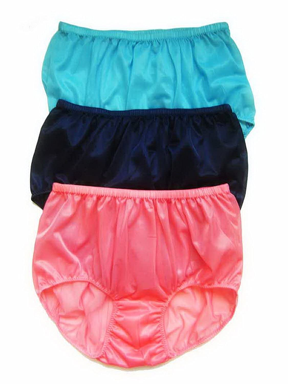 Höschen Unterwäsche Großhandel Los 3 pcs LPK30 Lots 3 pcs Wholesale Panties Nylon bestellen