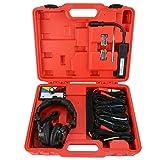 8MILELAKE Electronic Stethoscope Kit Find Engine Noise diagnosis Scope mechanics tool
