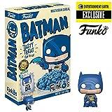 Funko FunkO's Multigrain Breakfast Cereal 7 oz (Batman) (Color: Multi-colored)