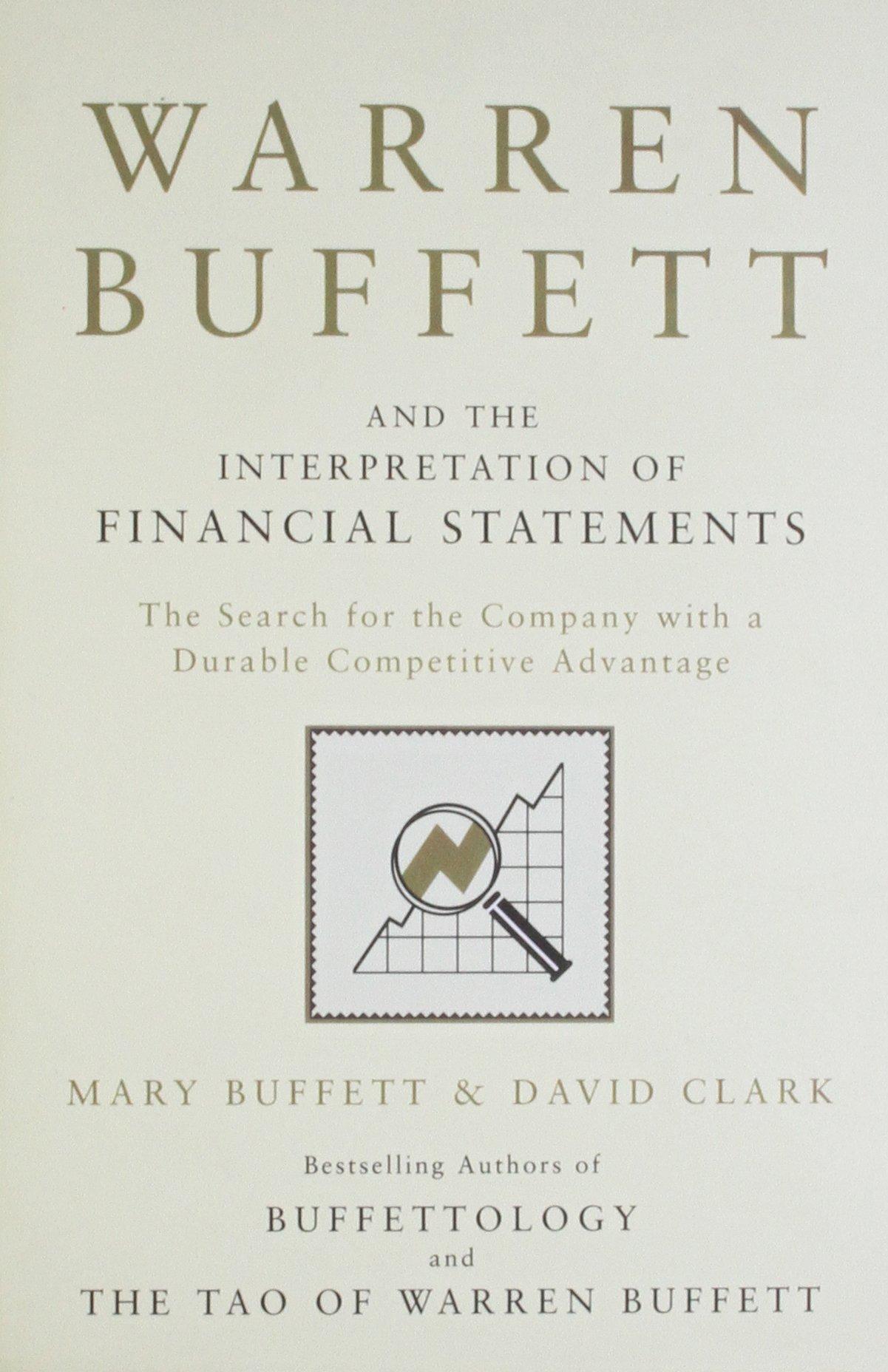 Buffettology técnicas previamente inexplicables que han hecho María Warren Buffett The Worlds (que han hecho)