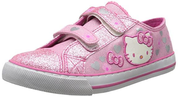 Hello Kitty Fallon Velcro Sneaker