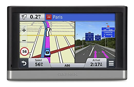 Garmin 2497 LM GPS Bluetooth Noir