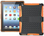 Heartly Armor Apple iPad 5 Orange