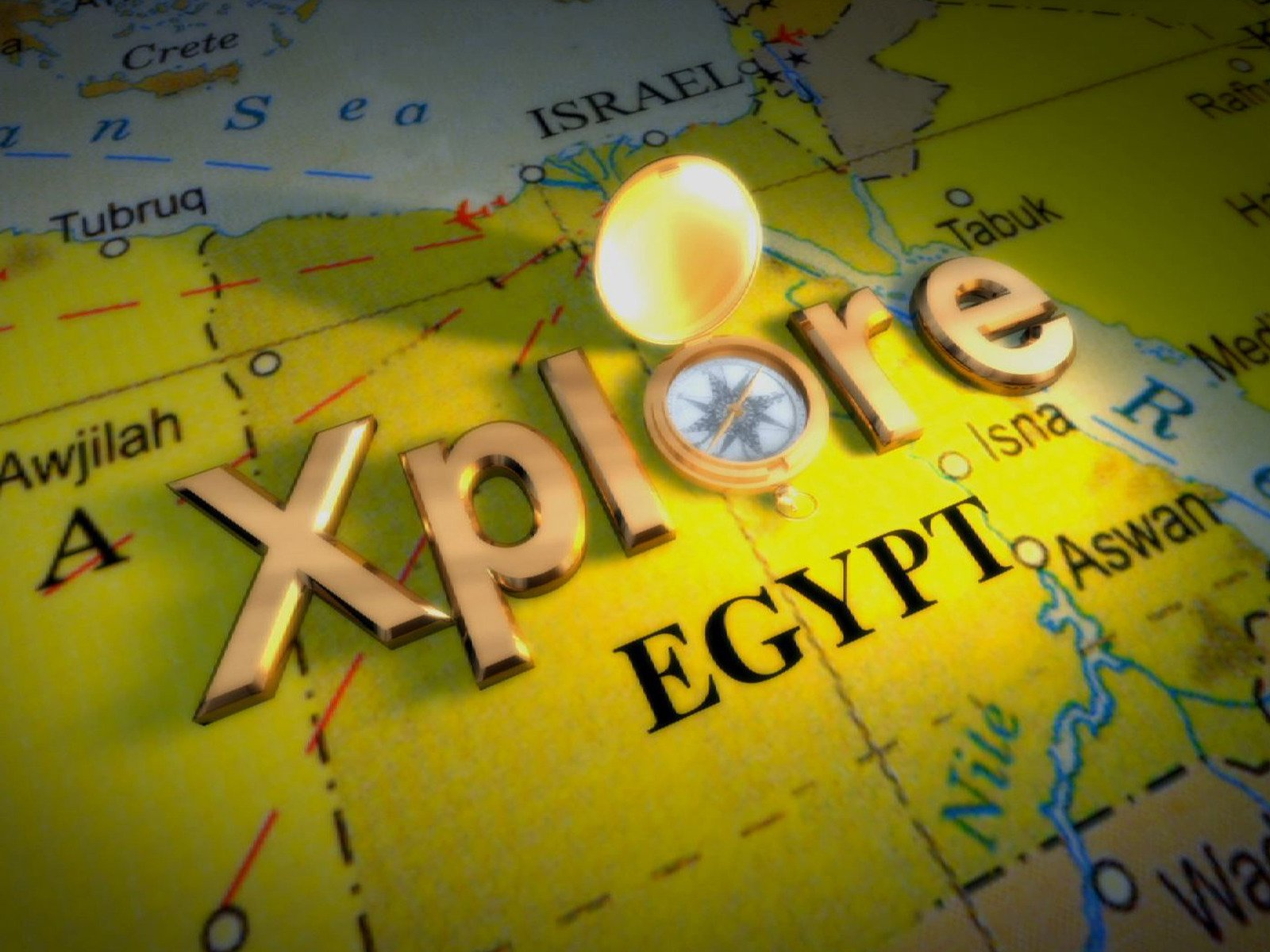 Xplore Egypt - Season 1