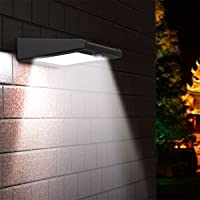 2-Pack 30-LED Wireless Solar Motion Sensor Security Light