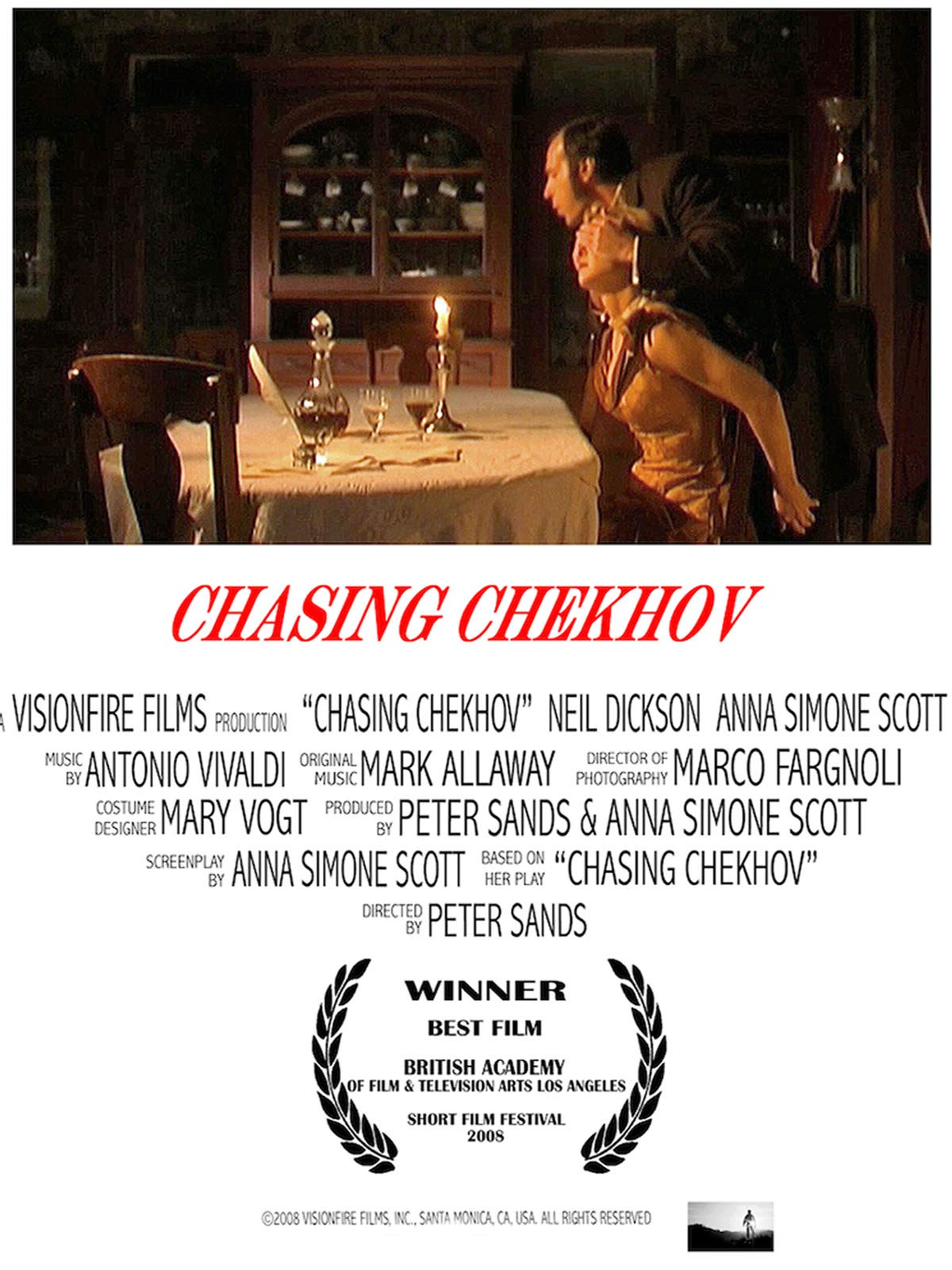 Chasing Chekhov