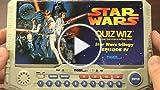 Classic Game Room - STAR WARS QUIZ WIZ Tiger Electronics...