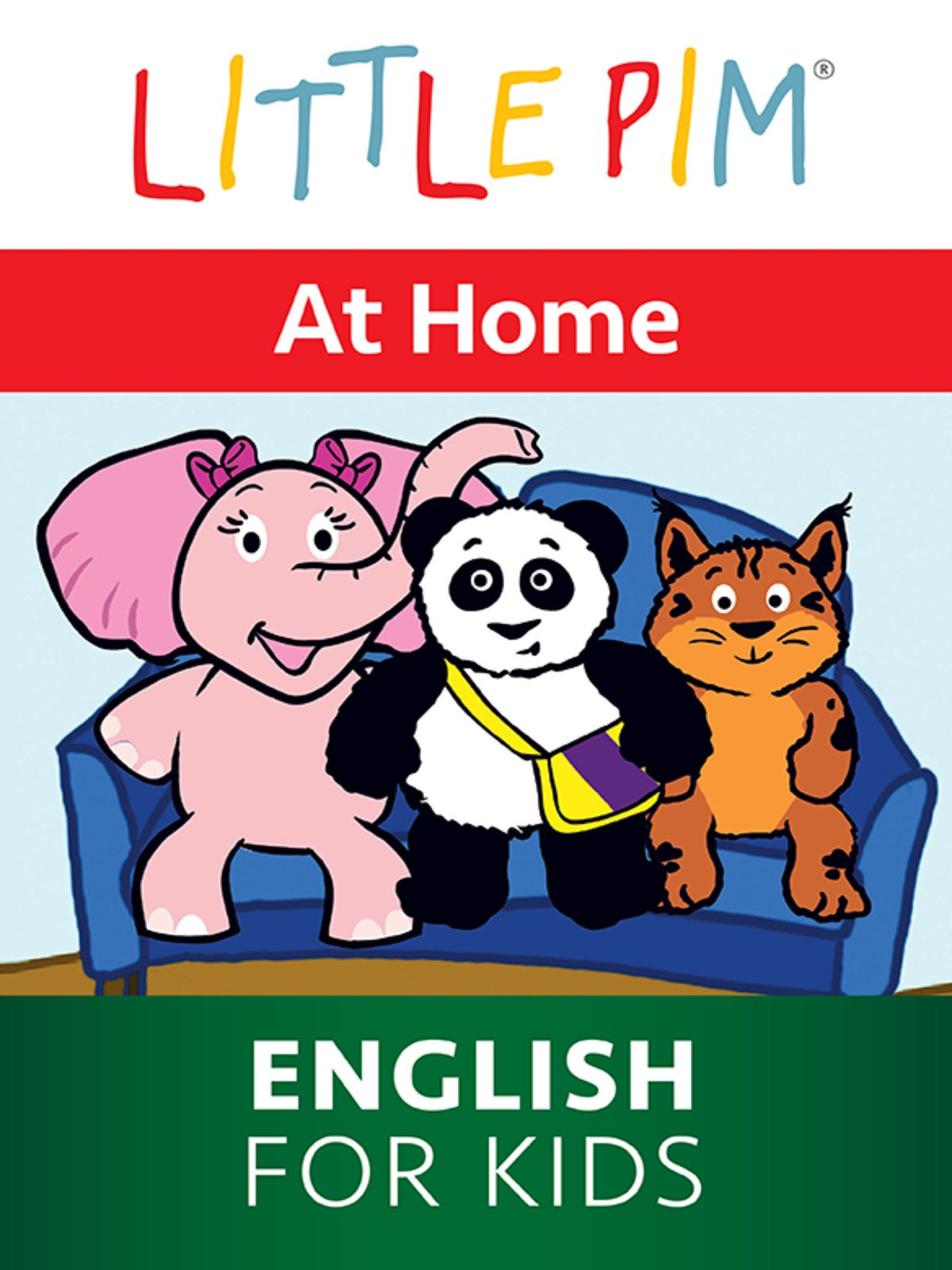 Little Pim: At Home - English for Kids on Amazon Prime Instant Video UK