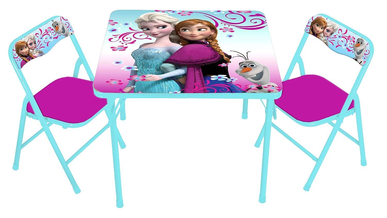 Frozen Activity Table Set