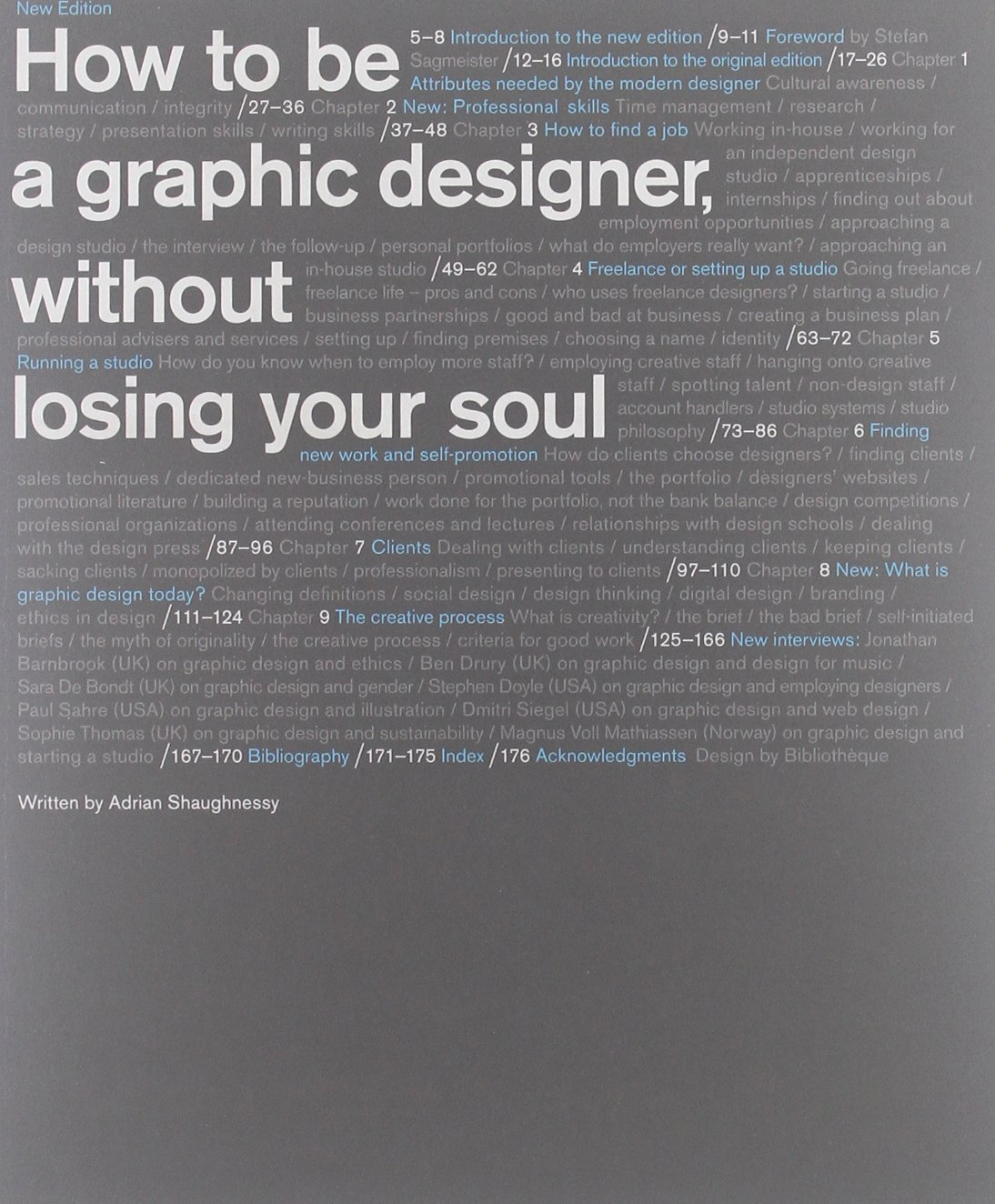 Mon premier blog how to be a graphic designer without losing your soul fandeluxe Gallery