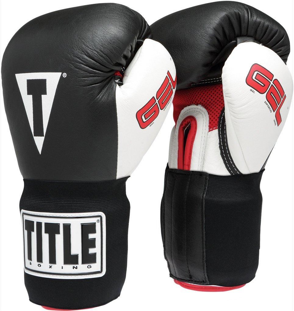 Title World Gel Bag Gloves Title Gel Intense Bag/sparring