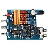 SODIAL(R) TPA3116 2x50W Bluetooth 4.0 Audio Receiver HiFi Stereo Power Amplifier Board
