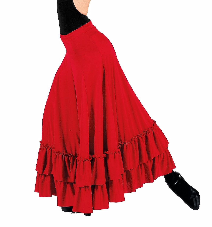 Испанские юбки (76 фото с чем носить и как сшить своими) 78