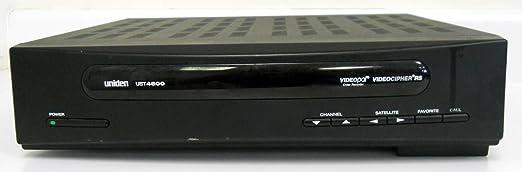 Recorder Receiver Satellite Ust4600 Satellite Receiver