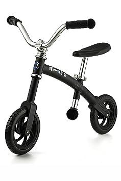 Draisienne Micro G Bike Chopper Noir Mat