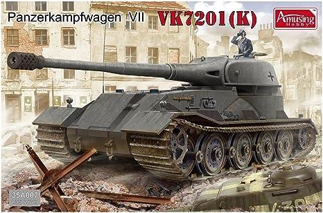 Maquette Panzerkampfwagen VK7201(K)
