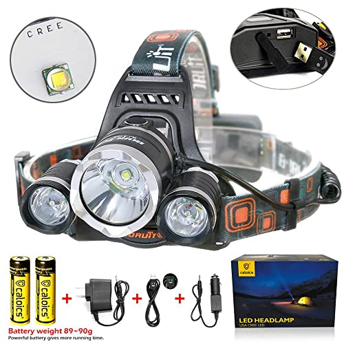 Caloics Headlamp 5800