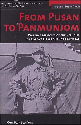 From Pusan to Panmunjon (Memories of War)