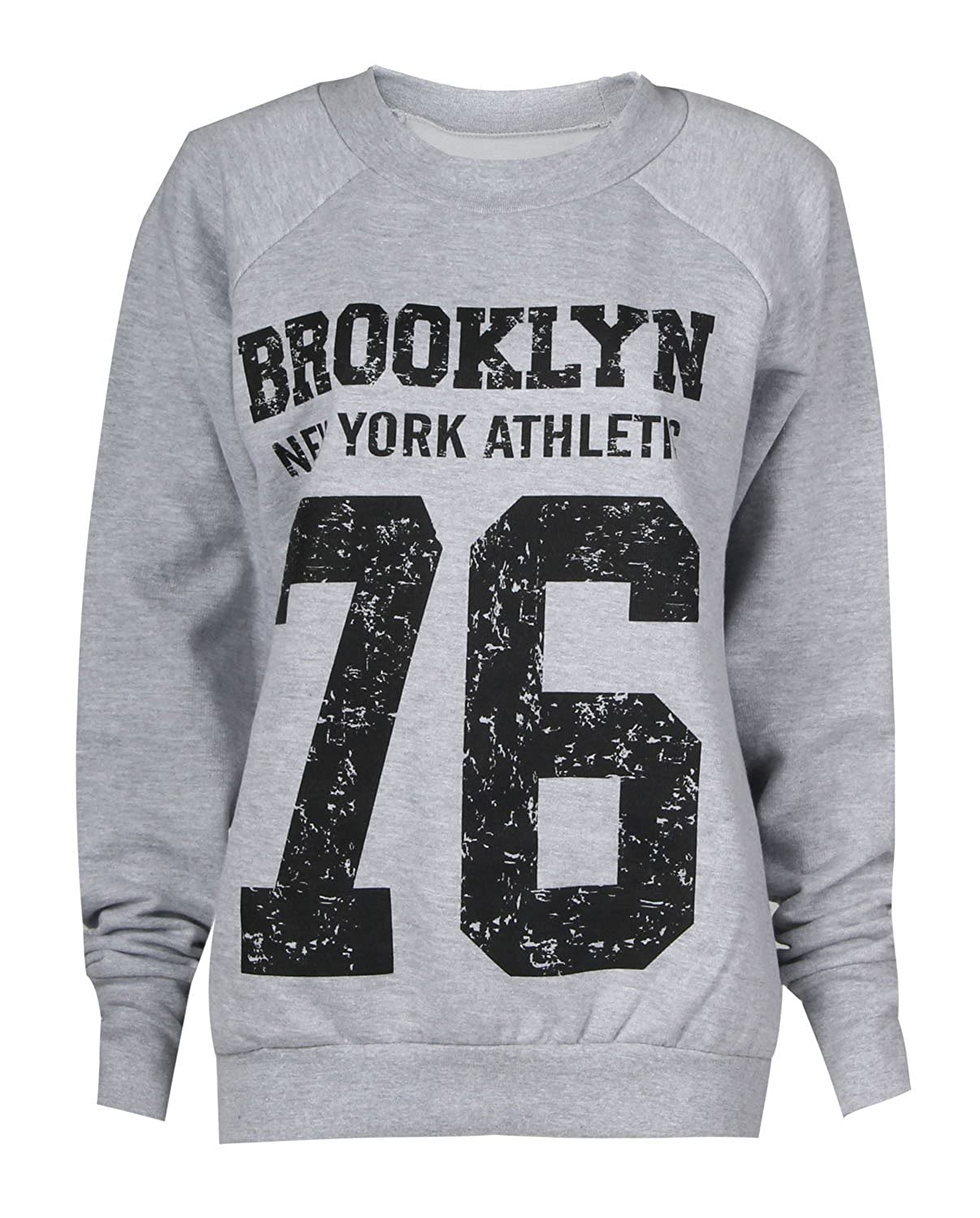 Damen Sweatshirt Geek Brooklyn Boy Cocaine