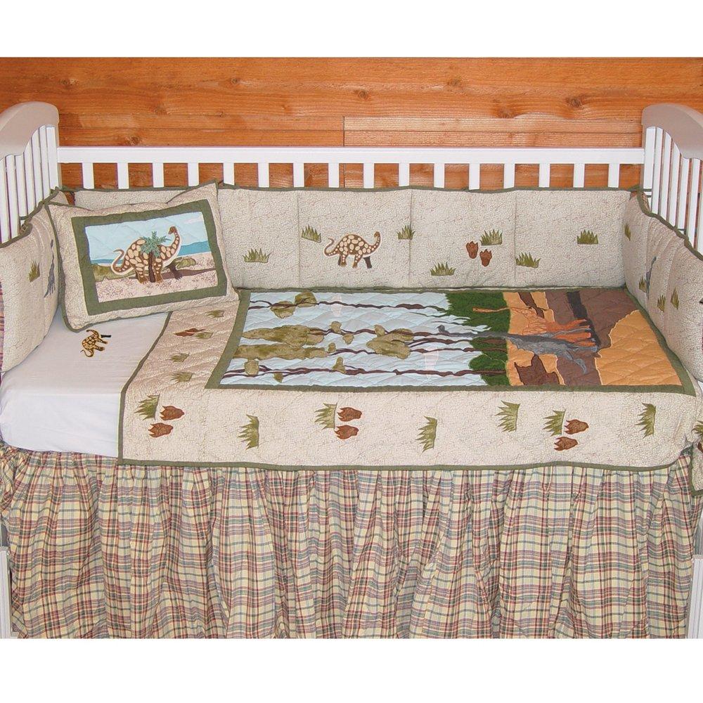 Patch Magic Dinosaur Baby Bedding