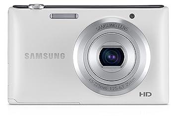 Samsung ST72 Appareil Photo Numérique Compact 16.2 Mpix zoom 5 x Blanc
