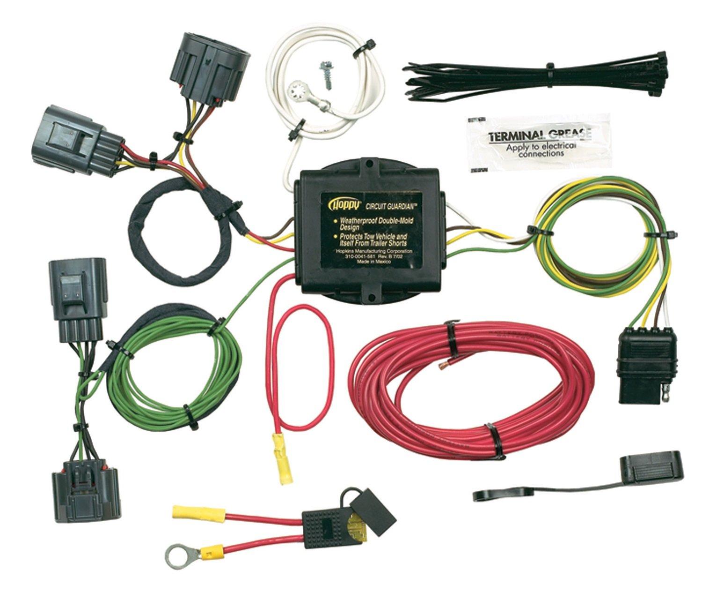 pj trailers wiring