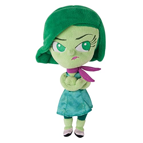 Inside Out Small Plush Disgust