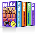 Gertie Johnson Murder Mysteries Boxed Set