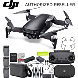 DJI Mavic Air Drone Quadcopter FLY MORE COMBO Bundle (Onyx Black) (Color: Onyx Black)