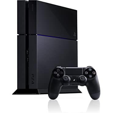 PlayStation 4 System with Wireless Controller, Headset