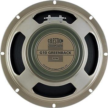 Celestion G10 Greenback haut-Parleur (16 Ω