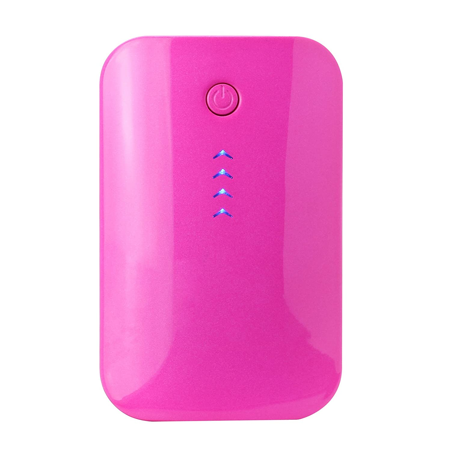 Good Time® Mini 2600mah External Battery Pack Compact Lipstick Size USB Universal Portable Power Bank Charger for Iphone 5 4s 4 3gs, Ipod, Samsung Galaxy S4 S3 Minii8190, S3 I9300, S Ii I9100, S I9000, Galaxy Nexus, Galaxy Note 2,blackberry,nokia and S