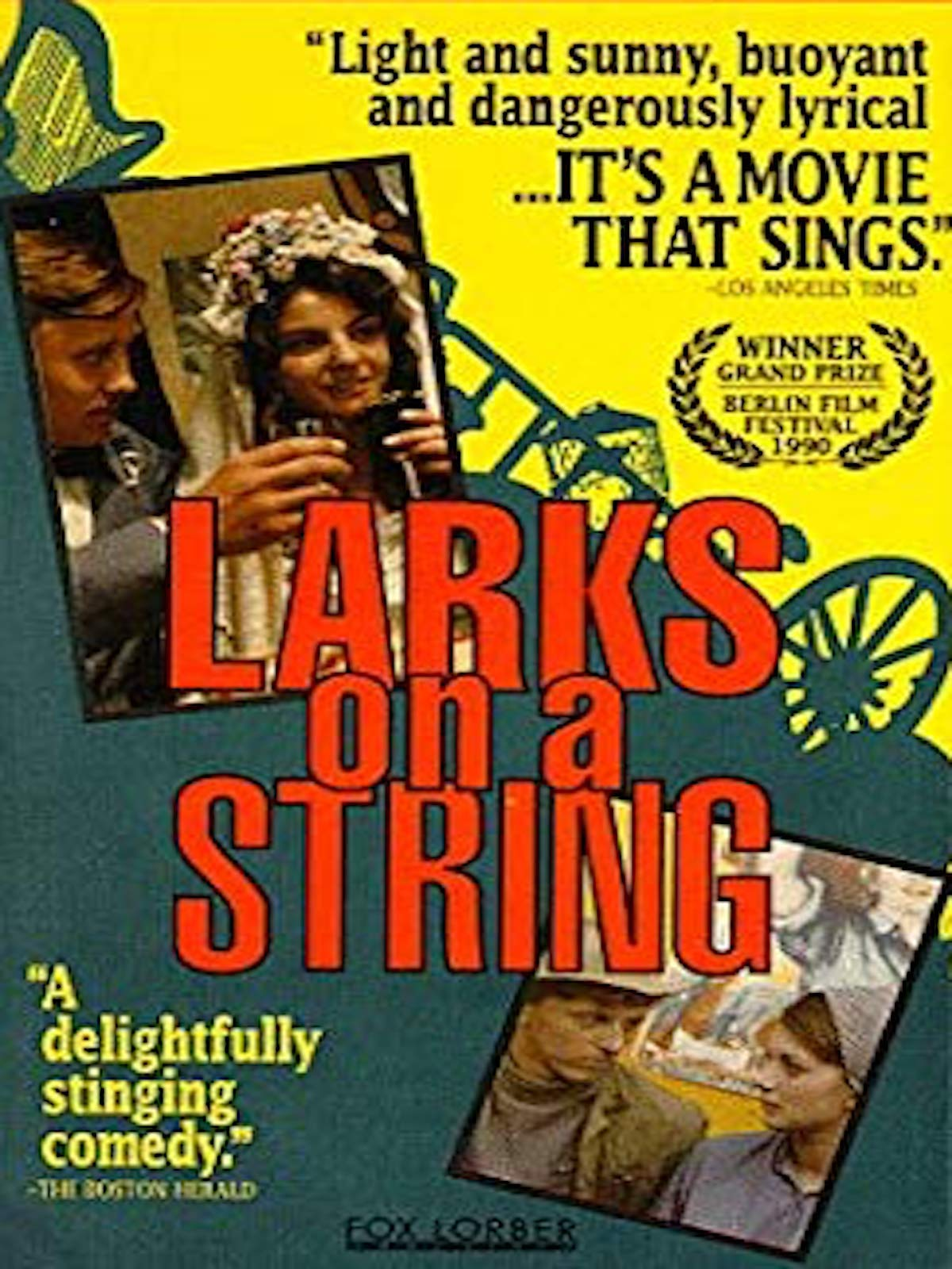 Larks on a String on Amazon Prime Video UK