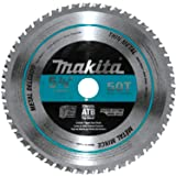 Makita A-94524 Saw Blade 5-3/8-Inch 50Tooth (Color: Silver, Tamaño: 50T)