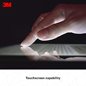 3M Privacy Filters Gold Touch Filter for 14.0 in. Full Screen Laptop (16:9 Aspect Ratio) (GF140W9E) (Color: Gold, Tamaño: 14.0)