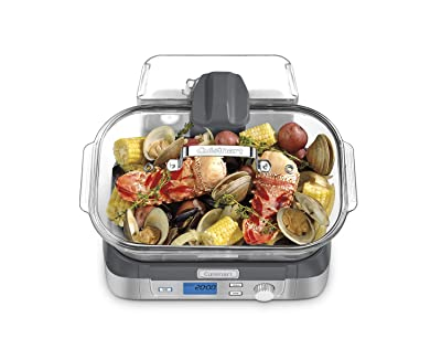 Cuisinart STM-1000 CookFresh Digital Glass Steamer Via Amazon
