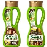 Savile Biotina Pulpa de Sabila y Aceite de Argon Shampoo/Acondicionador (Shampoo and Conditioner)