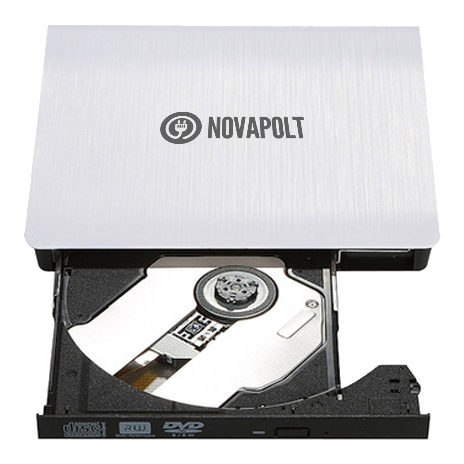 Novapolt USB 3.0 External DVD and CD Drive