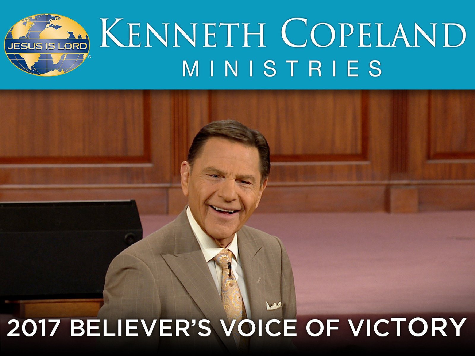 Kenneth Copeland 2017 - Season 22