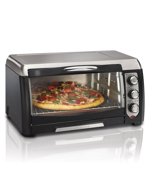 Hamilton Beach 31331 Convection Toaster Oven New Free
