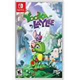 Limited Run Yooka-Laylee Nintendo Switch Alternate Cover #2 2018 USA Region Free